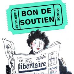 Soutien au Monde Libertaire