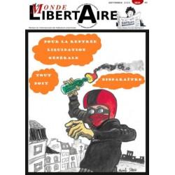Monde Libertaire N°1820