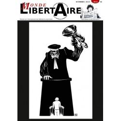 Monde Libertaire N°1822