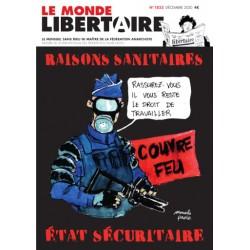 Monde Libertaire N°1823