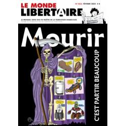 Monde Libertaire N°1825